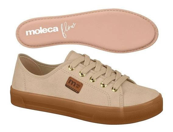 Tênis Feminino Moleca 5672.100/ Gaby Calçados