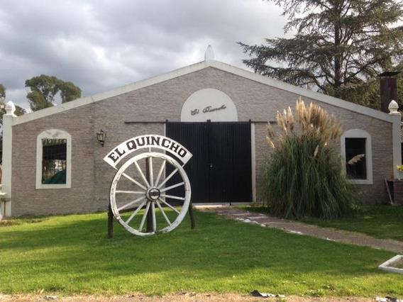 Hotel En Área Rural Reciclado A Nuevo 15ha