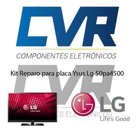 Kit Reparo Placa Ysus Lg 50pa4500 Original Frete Grátis!