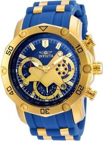 Relógio Invicta Pro Diver Scuba Model0 22798 C/nota Fiscal
