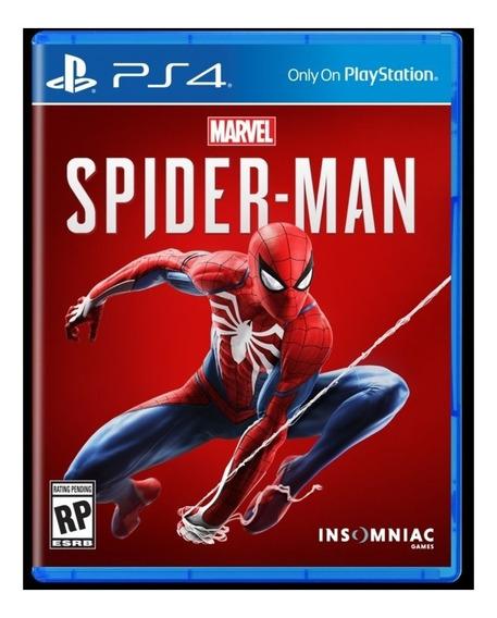 Jogo Lançamento Spidermam Ps4
