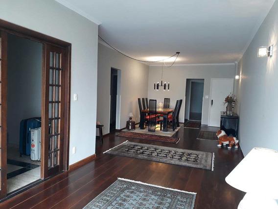 Apartamento Com 4 Dorms, Aparecida, Santos - R$ 890 Mil, Cod: 12121 - A12121