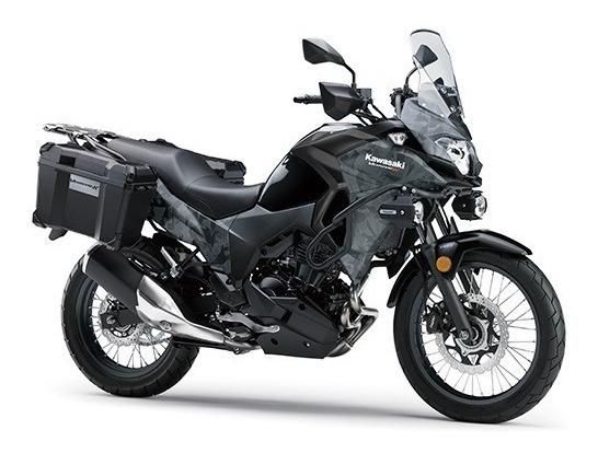 Kawasaki Versys-x 300 Tourer 0km 2020 - Garantia 2 Anos (a)