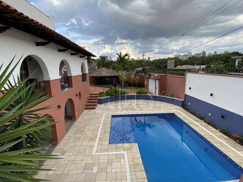 Imagem 1 de 30 de Casa Com 5 Dormitórios À Venda, 584 M² Por R$ 2.300.000,00 - Nova Piracicaba - Piracicaba/sp - Ca3783