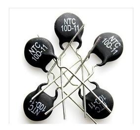 Kit 5x Resistor Ntc Termico 10d-11 Fonte Pc Led
