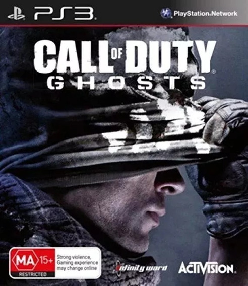 Call Of Duty Ghosts Ps3 Midia Digital Play 3