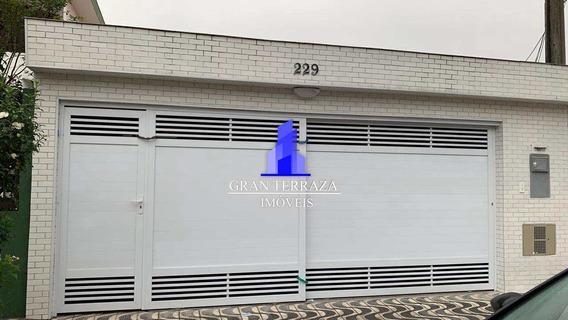 Casa Com 3 Dorms, Boqueirão, Praia Grande - R$ 400 Mil, Cod: 85 - V85