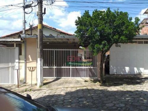 Imagem 1 de 17 de Sobrado Com 4 Dormitórios À Venda, 190 M² Por R$ 350.000 - Jardim Colorado - São José Dos Campos/sp - So2250