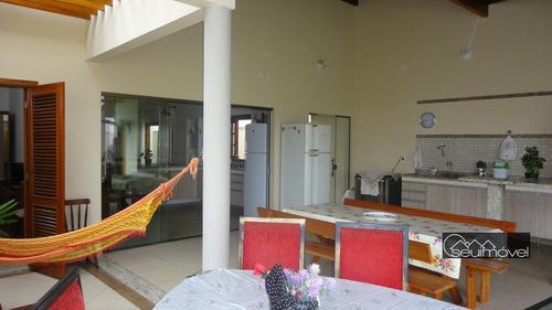 Casa Com 3 Dormitórios À Venda, 204 M² Por R$ 700.000,00 - Condomínio Costa Das Areias - Salto/sp - Ca1210