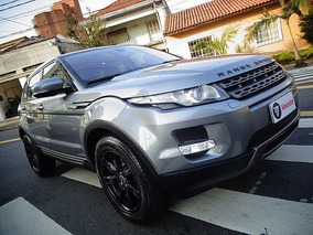 Land Rover Evoque 2.0 Pure Tech 4wd 2012 - F7 Veículos