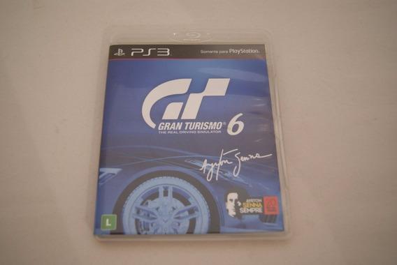Jogo - Gran Turismo 6