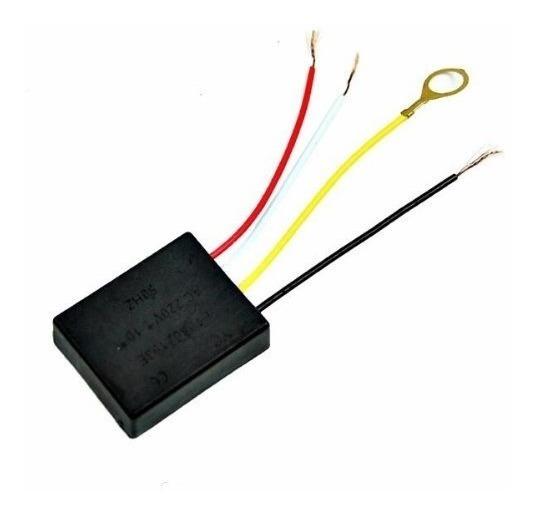 Interruptor Sensor De Toque Para Abajur Lâmpadas Até 60w