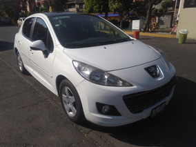 Peugeot 207 1.6 Allure Techo Panoramico Factura Original