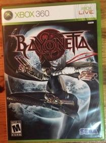 Bayonetta Original Midia Fisica Xbox 360