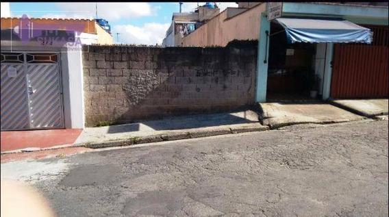 Terreno À Venda, 125 M² Por R$ 223.000,00 - Jardim Alvorada - Santo André/sp - Te0061