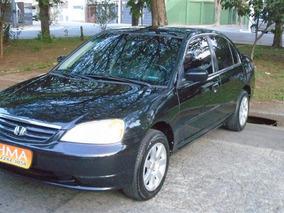 Civic 1.7 Lx 16v Gasolina 4p Automático 2003
