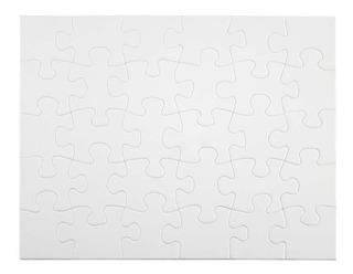 Pack De 12 Puzles 30 Piezas Grandes Sublimación