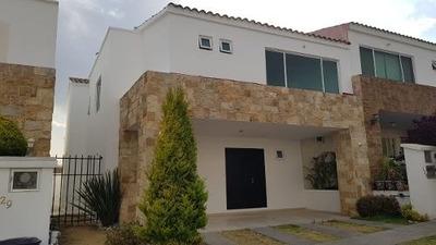 Casa En Renta En Lomas De Angelópolis 2