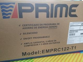 Solo Evaporador Marca Prime Emprc122t1, 12000 Btu, 220 V