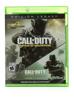 Call Of Duty Infinite Warfare Edición Legacy