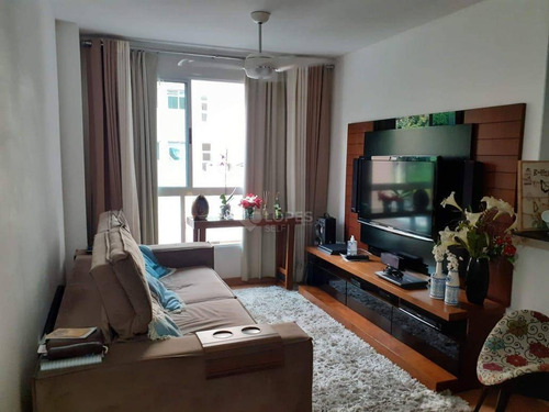Apartamento Com 2 Quartos À Venda, 80 M² Por R$ 480.000 - Pendotiba - Niterói/rj - Ap45626