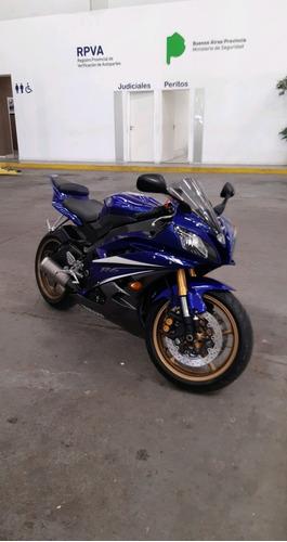 Yamaha Yamaha R6