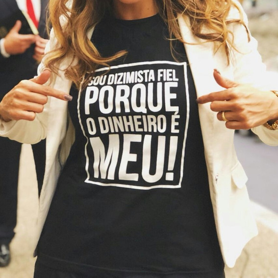 Camisa Juliana Fidelis