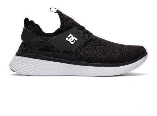 Tenis Dc Shoes Meridian Preto/branco Adys700125