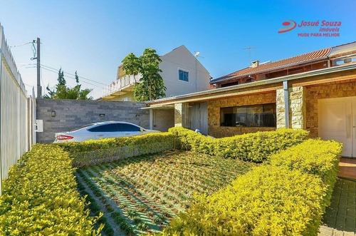 Casa Com 5 Dormitórios À Venda, 600 M² Por R$ 1.099.000,00 - Abranches - Curitiba/pr - Ca0386