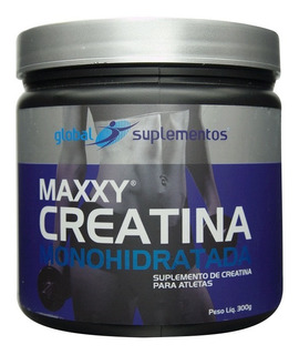 Maxxy Creatina Global Suplementos