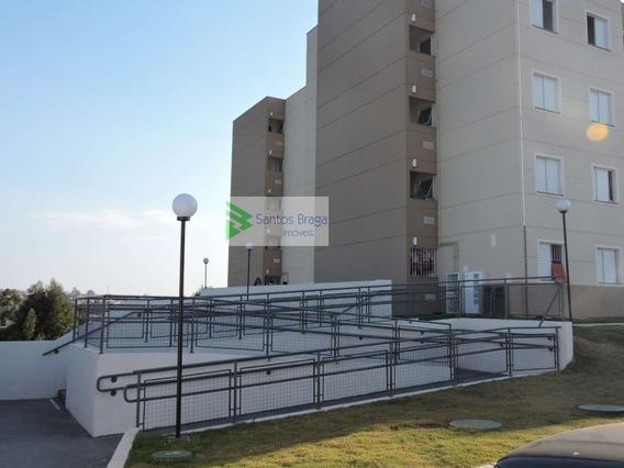 Apartamento A Venda No Bairro Jardim São Luiz Em Jandira - - 615-1