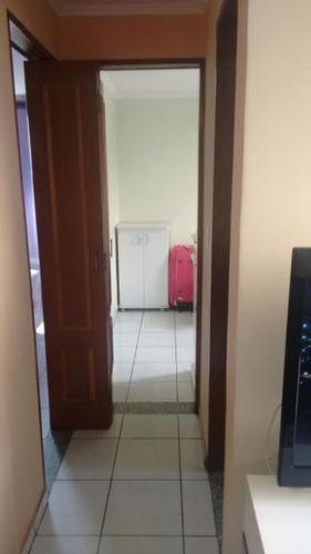 Apartamento Para Venda Em São Paulo, Campo Limpo, 2 Dormitórios, 1 Banheiro, 1 Vaga - Ap017_2-517416