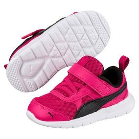 Tênis Puma Flex Essential V Rosa