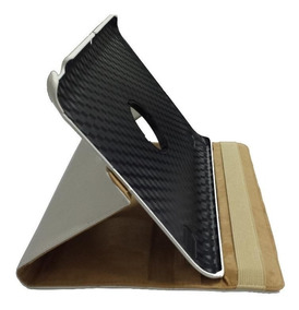 Capa Para Tablet Acer Iconia Tab A200 Gira Branca 10.1 512