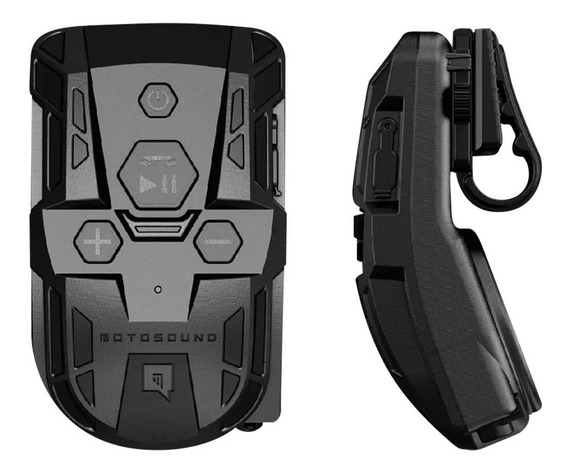 Motosound Bomber - Multimídia P/ Capacete Tel Bluetooth Gps