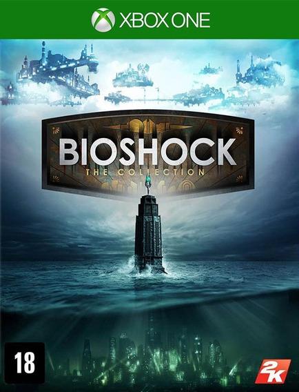 Bioshock The Collection Xbox One - Original (25 Digitos)