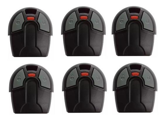 6 Unidades Controle Positron Flex P/ Chave Fiat Ex Px Fx