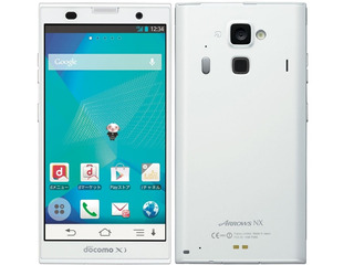 Fujitsu F-06e Arrows Nx Docomo Quad Core Android 4.2 Gsm