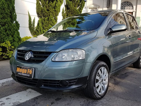 Volkswagen Fox 1.6 Vht Plus Total Flex 5p 2009 Completo