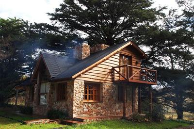Cabaña En Villa Ventana. (no Es Complejo)