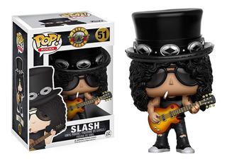 Funko Pop! Guns N Roses Slash #51 Jugueteria El Pehuen