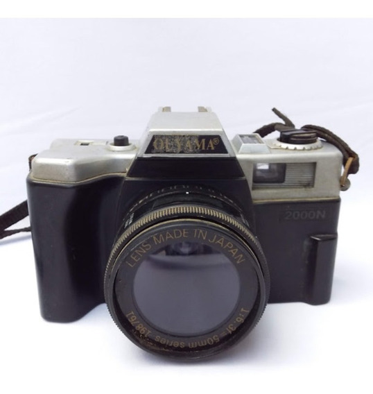 Câmera Fotográfica Ouyama (cod.4519)