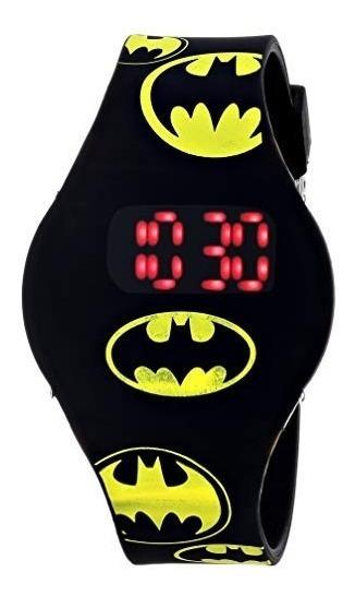 Reloj Para Niños De Batman