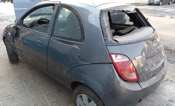 Ford Ka Baja Definit Motor Con Faltantes Viral