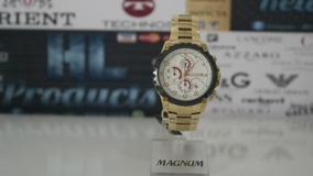 Relógio Magnum Cronógrafo 10atm, 44mm - Ma33675h
