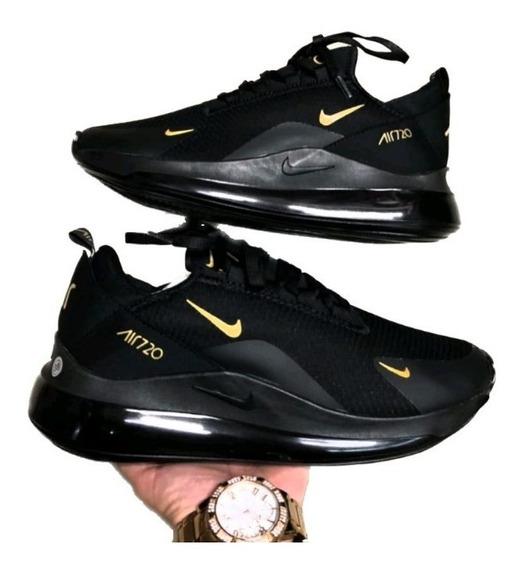 Zapatillas Nike Doradas Tenis Nike para Hombre en Mercado