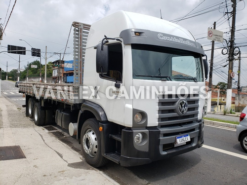 Vw 24280 Constelation Truck Carroceria Ñ Vm 270 Atego 2429