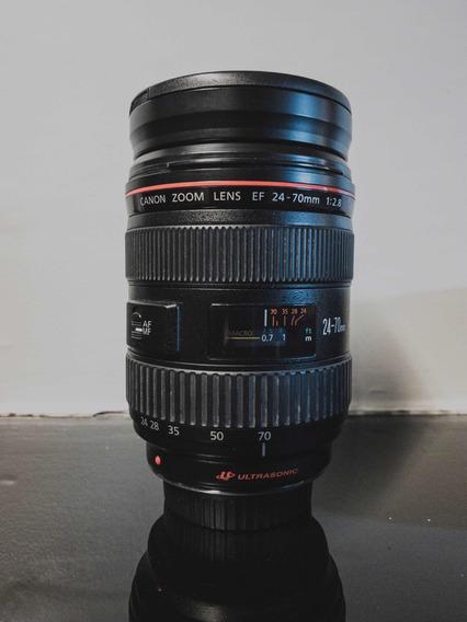 Lente Canon 24-70 2.8 Li (v1)
