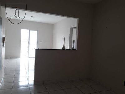 Apartamento Com 3 Dormitórios Para Alugar, 55 M² Por R$ 1.200/mês - Vila Santa Libânia - Bragança Paulista/sp - Ap0213