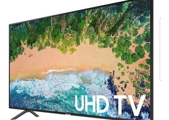 Televisor Smart Uhb Tv Marca Samsung 55 Pulgadas Nu6900